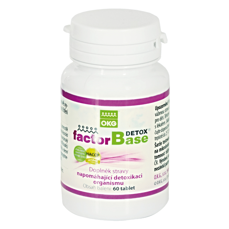 Factor Base - Detox
