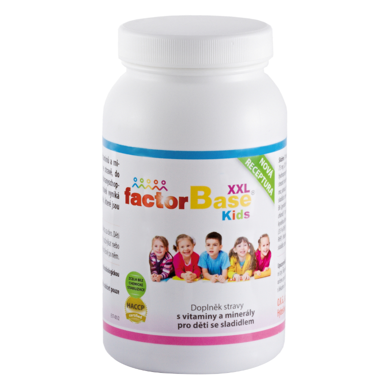 Factor Base - Kids XXL