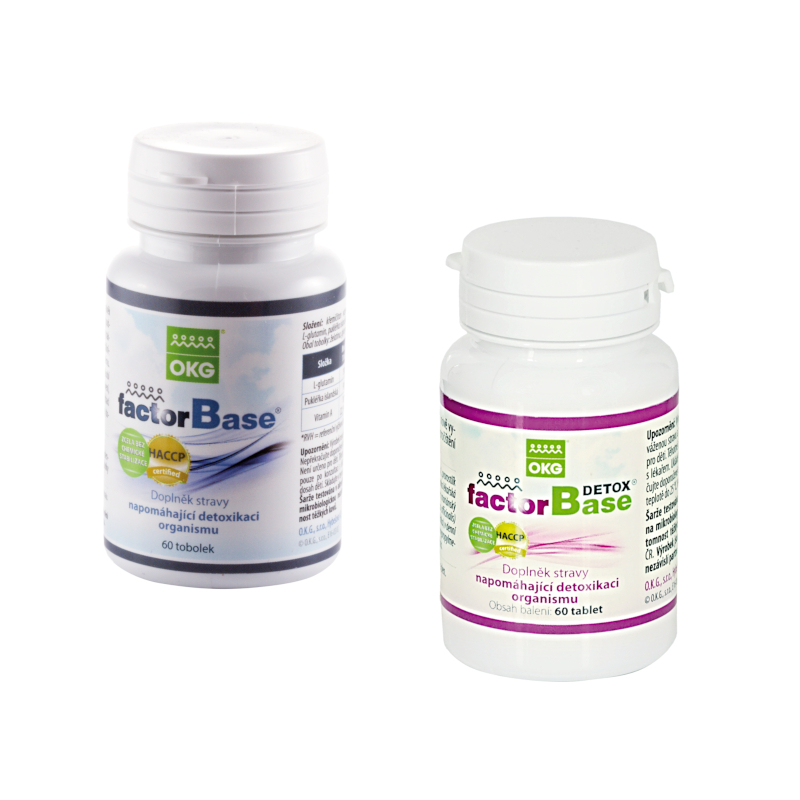 Factor Base + Factor Base Detox